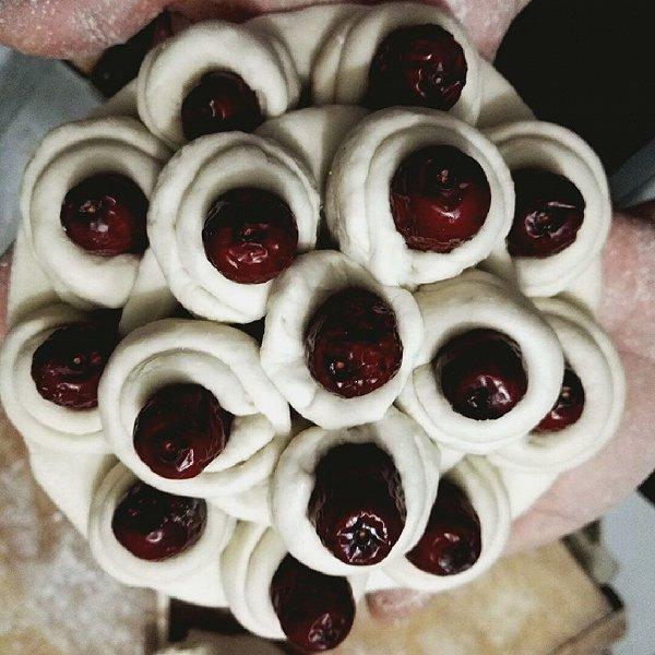 豆粉3654089的山东大花糕做法的学习成果照