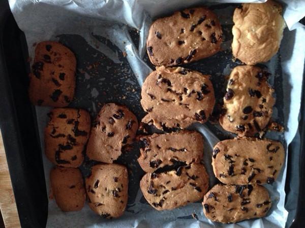 lrlls做的君之版饼干的做法