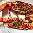 蒜香烤龙虾