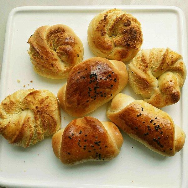 元宝130512的红豆面包做法的学习成果照_豆果美食