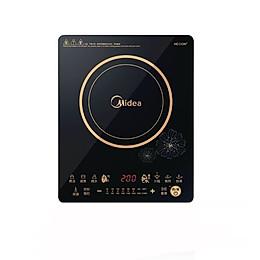 rt2126 触摸电磁炉,该产品仅供江浙沪区   美的   厨房小家