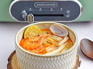 木华柚柚妈的泰式冬荫功,最适合夏天喝的汤