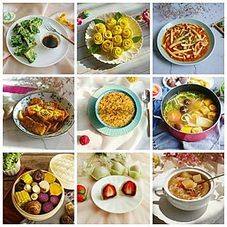 清露风荷的素食也可以做出千变万化的菜品,也可以烹调出百种美味!