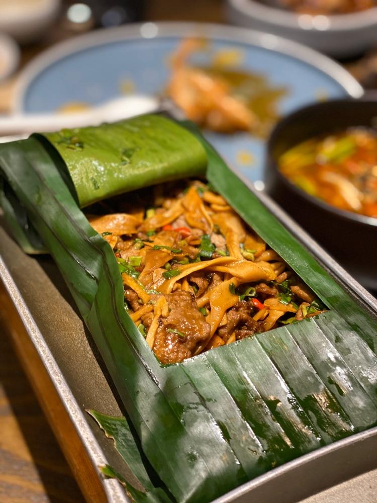 ❤️藏在永安里国泰饭店一层的正宗云南菜餐厅图6