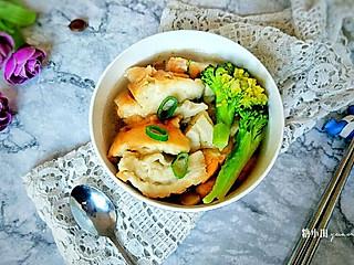 糖小田yuan的潍坊名吃~暖心早餐烩火烧🍲只需15分钟的冬季早餐!!