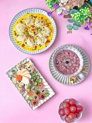 流光舞的㊙️秋日低脂早餐✅食欲旺盛的秋日如何抗饿