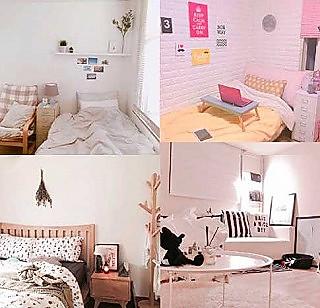 最具ins风の小屋布置参考ʚ🏠ɞ你喜欢这样的房间风格吗?图3