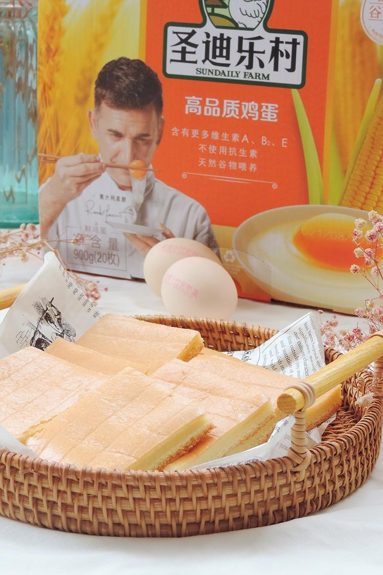 原味蛋糕片图2