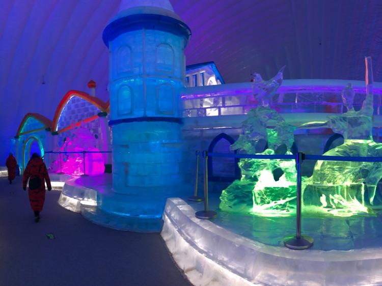 哈尔滨冰雪大世界图4