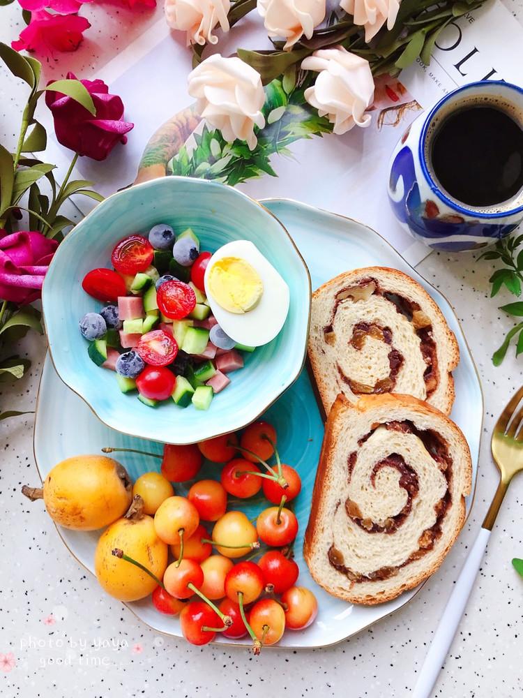 早餐打卡图1