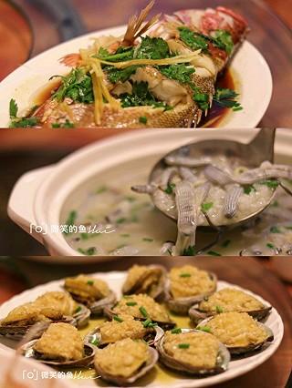 Hui私房的【北海山口泥丁粥】就是爱吃海鲜的友仔们经常来的地方