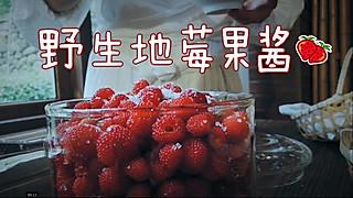 小森桃的童年回忆,野生地莓果酱