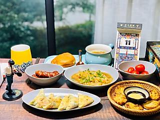 Yao先生的儿童早餐👉挑战1000天不重复套餐内含小窍门