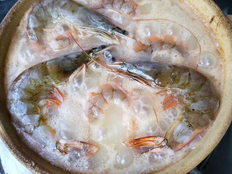 白粥喝腻了,试试这道鲜香浓稠又营养海鲜粥,简单几步就能搞定图8