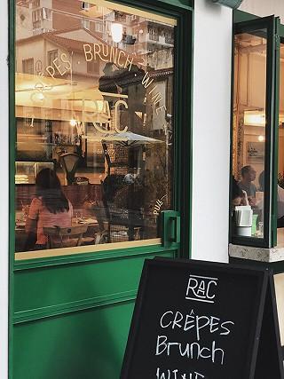 柠檬King的探店 | 魔都网绿Brunch咖啡厅🍃墨绿色超好拍!