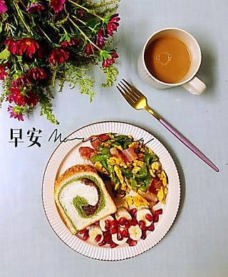 罗勒酱的营养与颜值兼顾😁炒菜顺序很重要哦点击来看