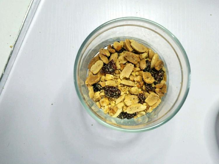 酸香开胃的蔓越莓坚果奶油杯,营养美味,只需10分钟就可做好~图8