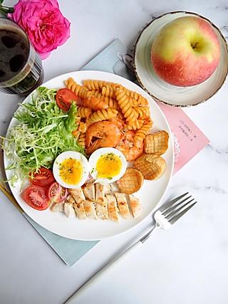 椛吃的减肥也不能亏待嘴,营养健康早餐来一份~