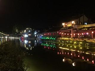 linglingxixi的西塘古镇,美得令人沉醉