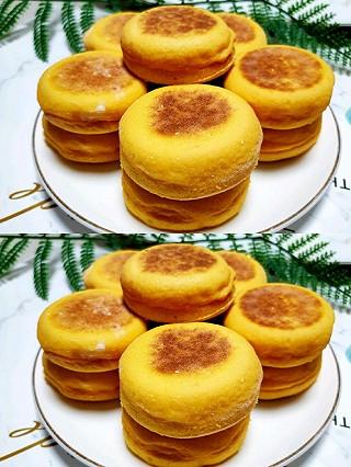 瑜欢欢的📢红薯鸡蛋饼~外酥内软,金黄诱人,香甜味美~~