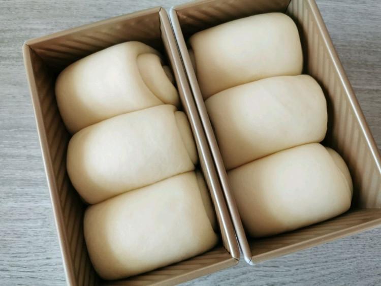 松软拉丝的奶香吐司,绵软香甜,赞不绝口!图7