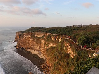 Sandy的家的巴厘岛情人崖日落🌄