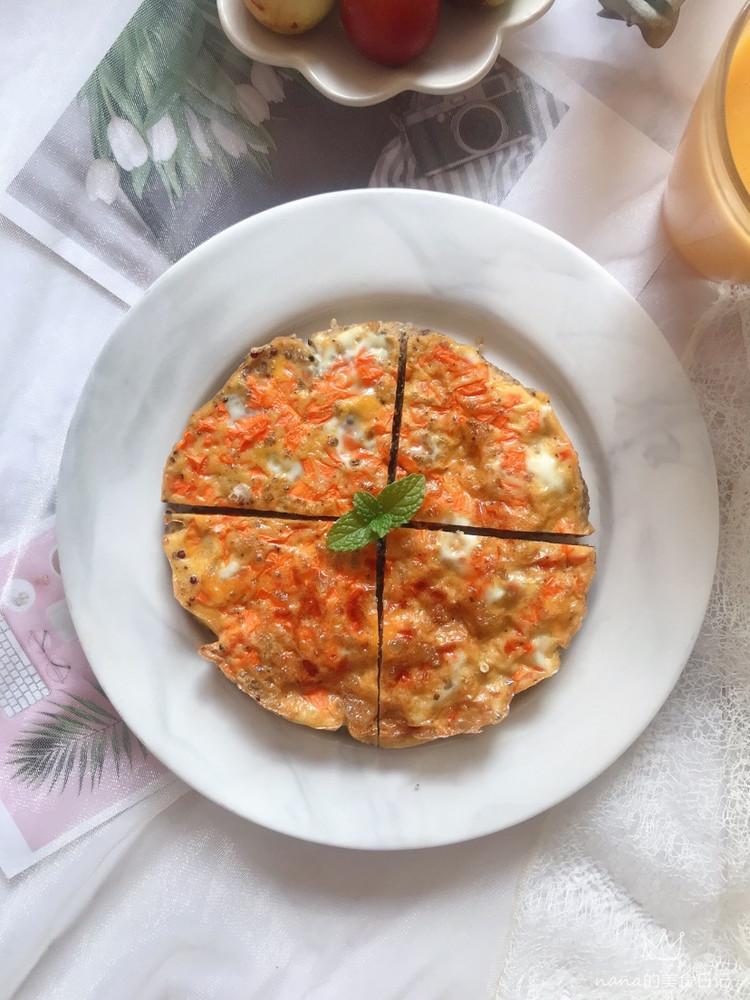 🌸100道减肥菜谱👉第2道藜麦红萝卜🥕烘蛋图3