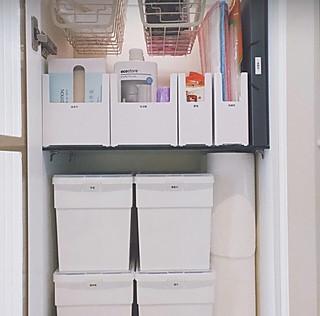 ciel3的收纳达人的家里怎么能少了这些白色极简风收纳盒?!