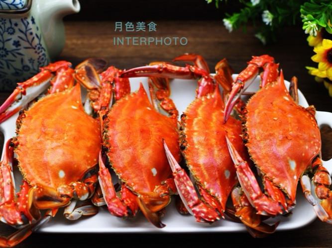 清蒸梭子蟹图2