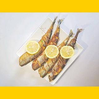 鹿家太阳姐的😍香煎秋刀鱼,14元搞定4条,性价比超高