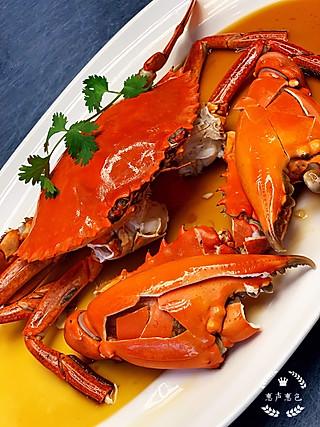 惠声惠色117的一蟹上席百味淡,珍宝海鲜您来尝
