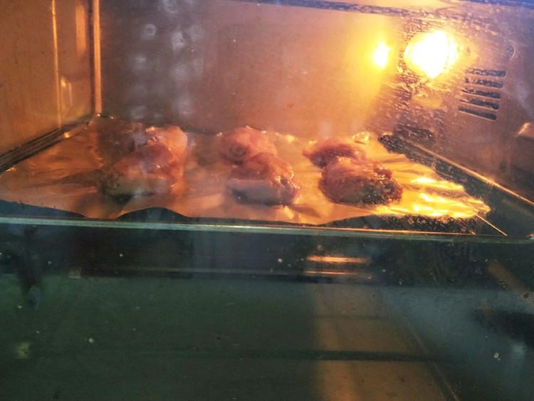 蜜汁烤鸡翅图3