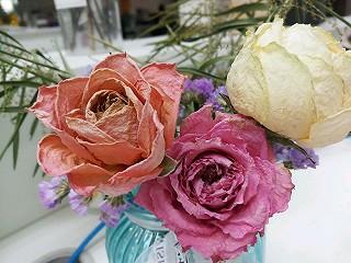 吃货少女豆小白的分享几个晒干花的小心得😘留住短暂的美丽,为生活添点色彩