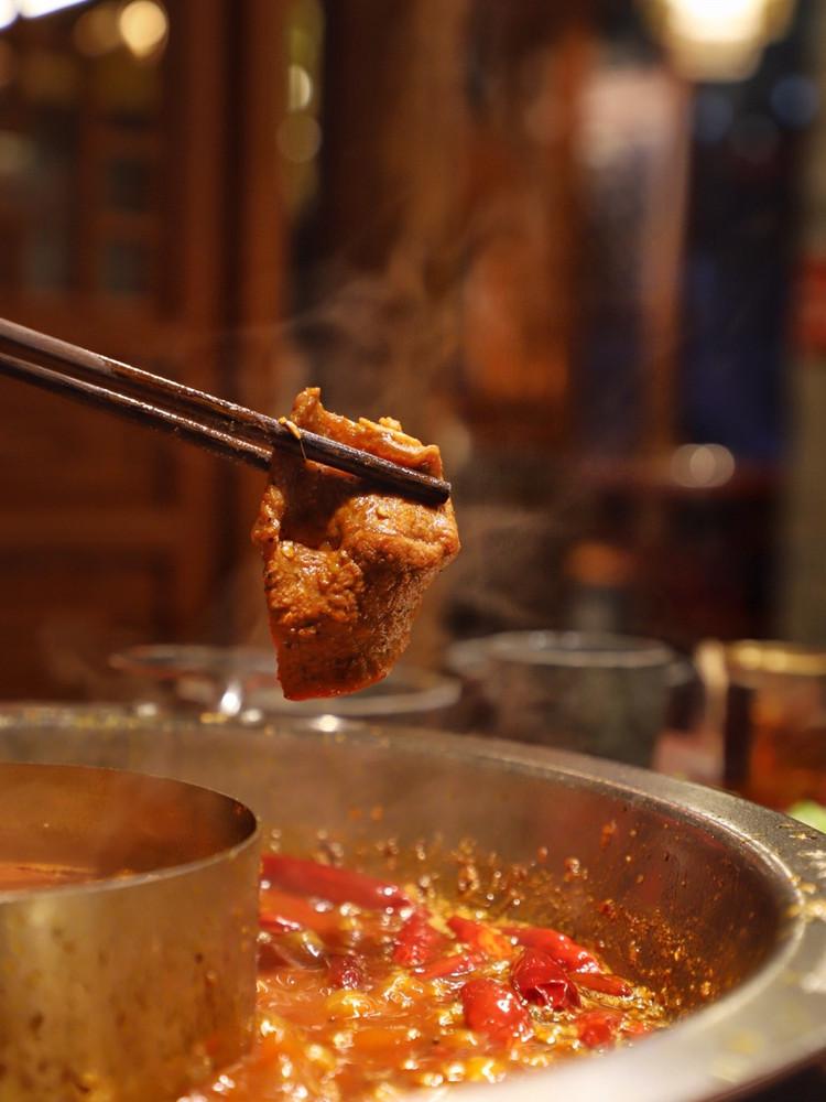 来这里吃饭可以偶遇明星的火锅店!图8