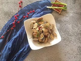 石头妈1的辣炒花蛤