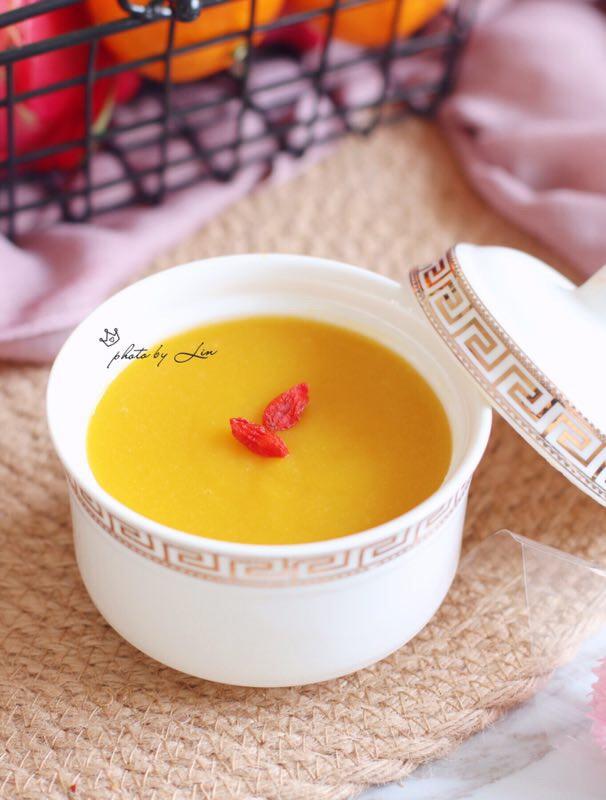 韩式南瓜粥,承包全家人这个冬季的暖胃汤饮!图1