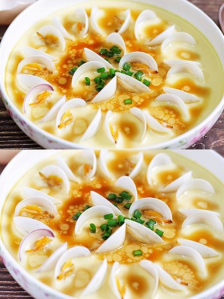 风意画的蒸蛋加一把蛤蜊,鲜嫩滑且营养丰富的蛤蜊蒸蛋,一学就会!