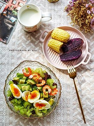 薇·妙滋味的每天都要好好吃早餐系列……