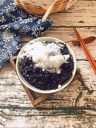 我是燕小厨的家乡特色美食,无锡宜兴乌饭