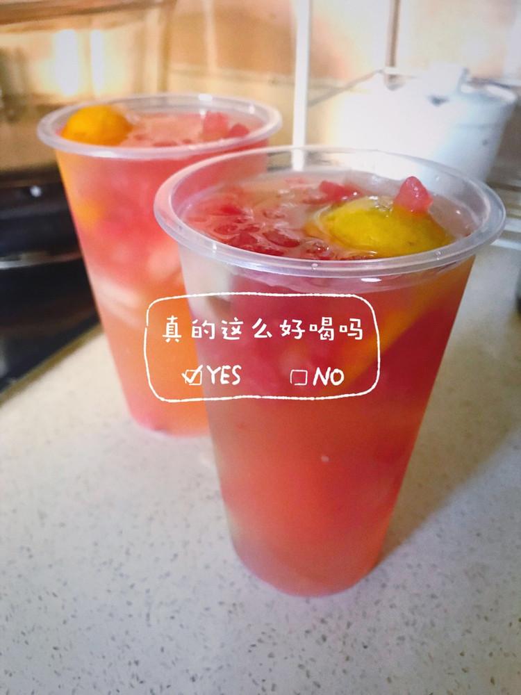 您的夏日冷泡水果茶已送到,请查收 | 附赠超简易做法图2