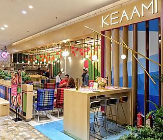 意游Patrick的KEAAMI由时尚料理TIAGO出品的一家颜值爆表,味道顶尖的泰餐厅