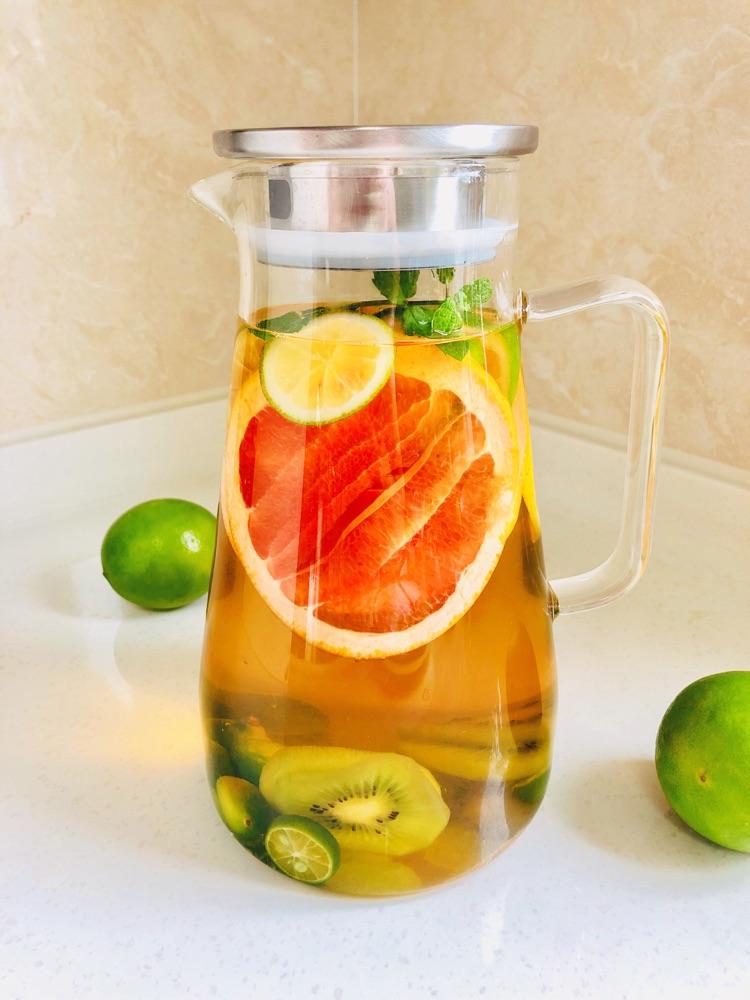 DIY自制蜂蜜鲜果茶,满满的维C十分养颜哦!【附必看小贴士】图7