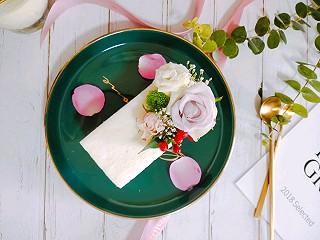 育博木子妈的鲜花北海道蛋糕