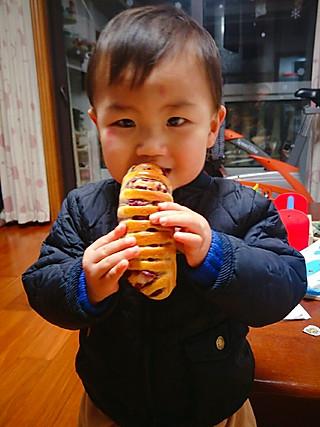 蓝洛凌的#我的小确幸#家有小吃货——我的甜蜜的负担