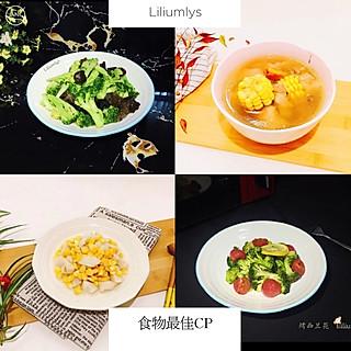 Liliumlys的百吃不厌的最佳食物组合,冬天就要这样吃!