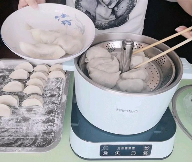 🥢🥢附有乐趣的水饺,煮水饺再也不是单调的事儿了😜图9