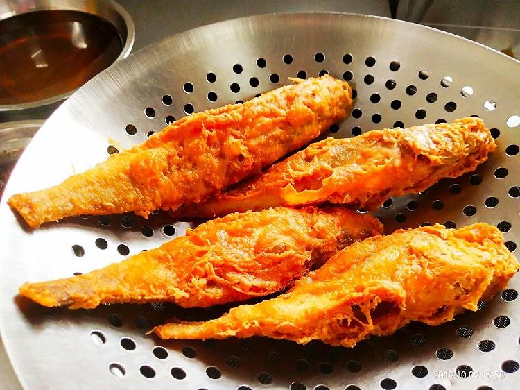 厨师长教你久放不软的炸鱼香酥糊【附烹饪小秘籍】图3