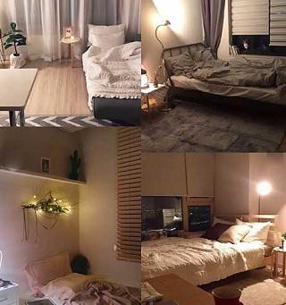 最具ins风の小屋布置参考ʚ🏠ɞ你喜欢这样的房间风格吗?图6