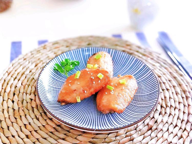 蜜汁烤鸡翅图1