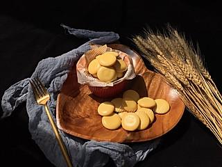 Mi_manchi的入口即化宝宝爱吃的自制健康蛋黄小饼干